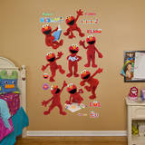 Elmo Collection Wall Decal