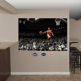 Lebron James Mural 2 Wall Mural