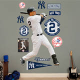 Derek Jeter- 2014 Retirement Wall Decal