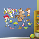 Toy Story Kids Collection Wall Decal
