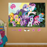 My Little Pony Mural Wall Mural