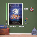 Star Wars Episode VI: The Return of the Jedi Movie Poster Mural Wall Mural