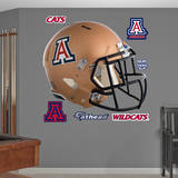 Arizona Wildcats Copper Helmet Wall Decal