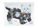 Kitten Tales Giclee Print by Jenny Newland