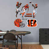 AJ Green Hero Pack Wall Decal