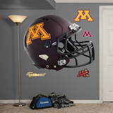Minnesota Golden Gophers Helmet Wall Decal