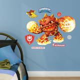 Skylanders Eruptor - Fathead Jr. Wall Decal