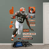 Barkevious Mingo Wall Decal