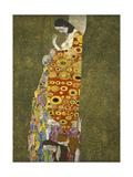 Klimt, Hope Giclee Print
