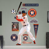 George Springer Wall Decal