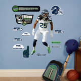 Richard Sherman - Fathead Jr. Wall Decal
