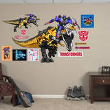 Transformers 4 Grimlock - Optimus Prime Duo Wall Decal