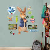 Peter Rabbit Wall Decal