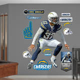 Eric Weddle Wall Decal