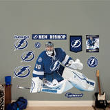 Ben Bishop Wall Decal