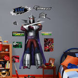 Shredder Wall Decal