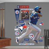 Jose Reyes Wall Decal