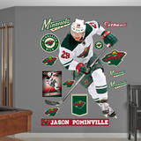Jason Pominville Wall Decal