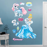 Palace Pets - Cinderella Collection Wall Decal