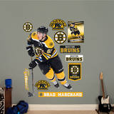 Brad Marchand Wall Decal