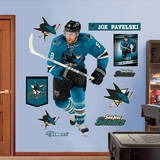 Joe Pavelski Wall Decal
