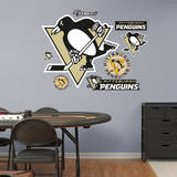 Pittsburgh Penguins Logo Wall Decal