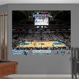 Dallas Mavericks Arena Mural Wall Mural