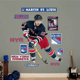 Martin St. Louis Wall Decal