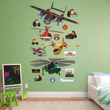Disney Planes Fire and Rescue Collection Wall Decal