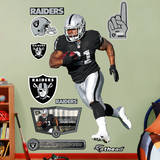 Maurice Jones-Drew Wall Decal