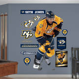 Seth Jones Wall Decal