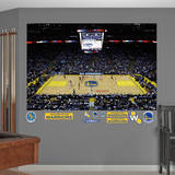 Golden State Warriors Arena Mural Wall Mural
