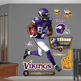 Cordarrelle Patterson - Home Wall Decal