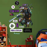Donatello - TMNT Movie Wall Decal