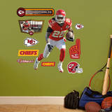 Jamaal Charles - Fathead Jr. Wall Decal