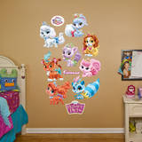 Palace Pets Collection Wall Decal