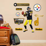 Ben Roethlisberger - Fathead Jr. Wall Decal