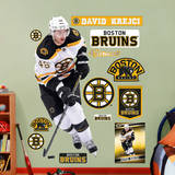 David Krejci Wall Decal