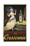 La Cressonnee Giclee Print