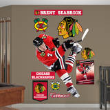 Brent Seabrook Wall Decal
