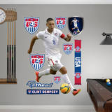 Clint Dempsey - Forward Wall Decal