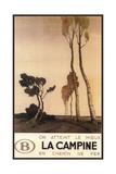 La Campine Giclee Print