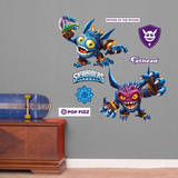Skylanders Pop Fizz - Fathead Jr. Wall Decal