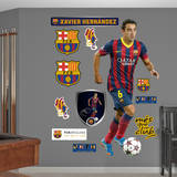 Xavi - No. 6 Wall Decal
