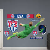 Tim Howard Wall Decal