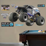 Monster Jam: New Earth Authority Wall Decal