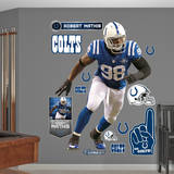 Robert Mathis Wall Decal