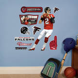 Matt Ryan - Fathead Jr. Wall Decal
