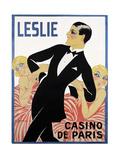 Leslie Giclee Print