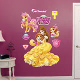 Palace Pets - Belle Collection Wall Decal